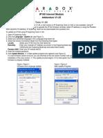 Manual IP EXploring Tools