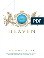 Visions From Heaven-Visitations - Wendy Alec