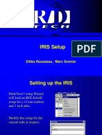 IRIS Setup