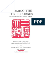 Damming the Three Gorges -- What the Dam-builders Don't Want You to Know