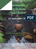 Randonnée Ain Drahem _Oued EZZEN