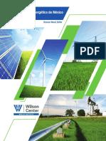 Wood, Duncan (2018).  La nueva reforma energética de México