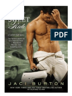 6° - Jaci Burton - One Sweet Ride