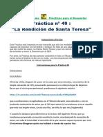 #49_practicas_graol_la Rendicion de Santa Teresa