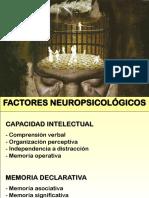 Evaluación neuropsicológica