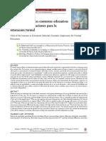 Usos DeI internet En Contextos Educativos Informales