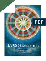 Livro de Decretos Grupo Avatar 2010