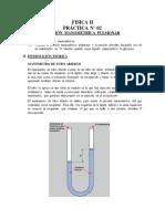 Practica N° 02 - Presión Manomemtrica.pdf