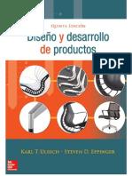 Diseño y Desarrollo de Productos-Ulrich