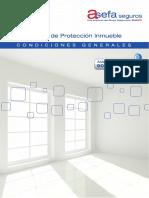 Condicionado Protección Inmuebles - 06990100203