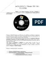 Windows 7 MiniOS