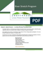 Jeevitnadi Adopt a River Stretch Program Booklet