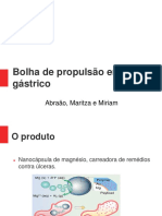 Nanopropulsor para gastrite