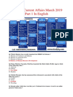 200 Best Current Affairs March 2019 Part 1 In English.pdf