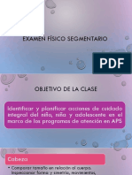 7.Examen Físico Segmentario