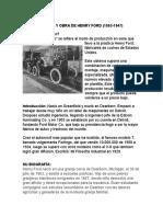 100. Mi Vida y Obra - Henry Ford
