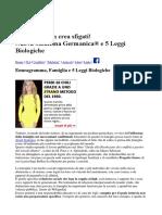 Enneagramma, Famiglia e 5 Leggi Biologiche.docx