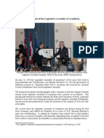 Sessional Journal of the Legislative Assembly of Assiniboia