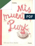 Mis muertos punk REFogwill