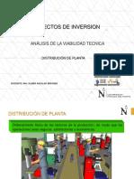 Clase Estudio Tecnico Distribucion de Planta Nuevo Silabo-2019-1