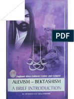 Islamic Alevism Bektashism a Brief Introduction