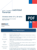 Sondeo Corresponsabilidad Parental 2019