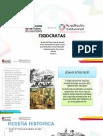 FISIOCRATAS.pptx