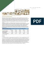 Valor Nutricional- International Year of Quinoa 2013