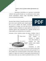 Primer Informe Fisica III