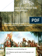 History and Culture of the Philippines(Ucsp)