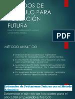 392841884 Metods de Calculo Para Poblacion Futura