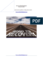Recovery Help Washington - Resource Guide