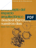 Argan, Giulio Carlo. - El Concepto Del Espacio Arquitectonico. Desde El Barroco A Nuestros Dias [1973].pdf
