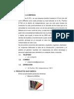 Informe 4 Dt