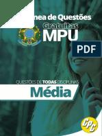 Colêtania de Questões MPU - Médio.pdf