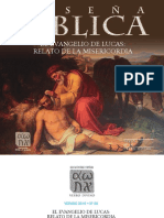 El Evangelio de Lucas Relato de La Misericordia