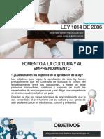 Gestion Empresarial y Emprendimiento