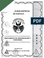 ROF2015 municipalidad castilla