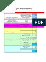 Progamme Section Rectangulaire Elu1