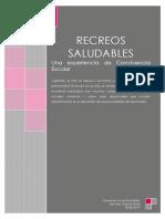 3- PROYECTO Recreos Saludables
