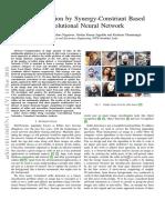 Redes Neuronales Convolucionales Selfies