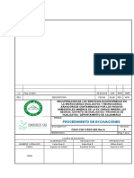 CS-CQC-PROC-002- Procedimiento de Excavaciones Rev A