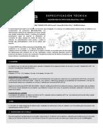 GAVION DELTA TIPO CAJA - ZN+5%AL+PVC - 10X12  3.40mm -  4.00mm-2018-FEB CIDELSA