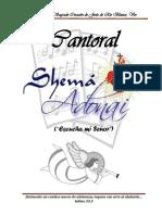 Cantoral Oficial Shemá Adonai