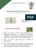 Diferencias entre ANP zona de flores fauna y otras áreas protegidas