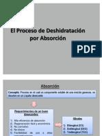 Principios de Deshidratacion Por Absorcion Con Teg