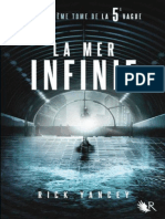 eBook Rick Yancey - La 5Eme Vague 2- La Mer Infini