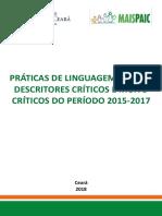 Práticas de Linguagem Com Os Descritores Muito Críticos - Lp - Ceará - Material Muito Bom.pdf · Versão 1