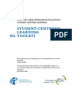 student centered learning toolkit