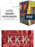 LITTLE KNOWN KA.pptx
